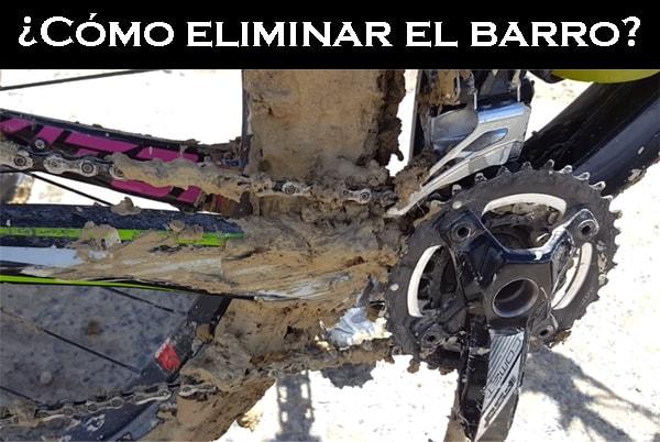 como limpiar una bicicleta mtb