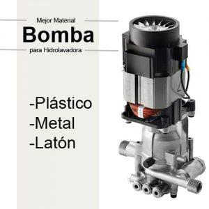 bomba de metal
