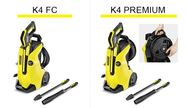 hidrolavadora karcher k4 premium características