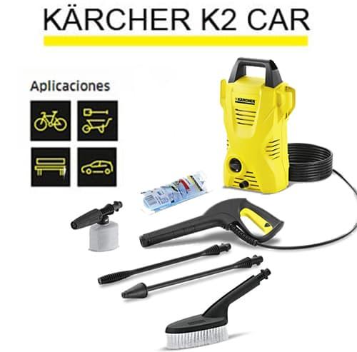 accesorios k2 car