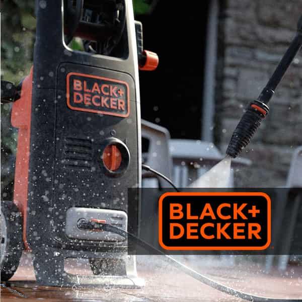 hidrolimpiadoras balck & decker