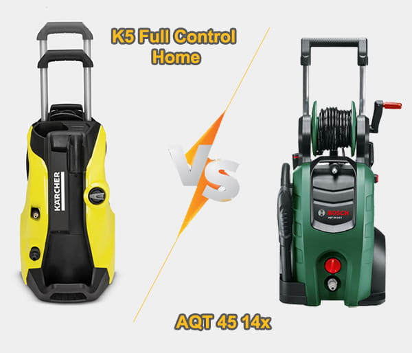 comparativa bosch vs karcher