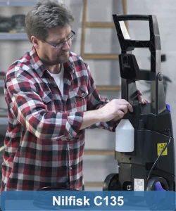 venta hidrolimpiadora eléctrica nilfisk españa