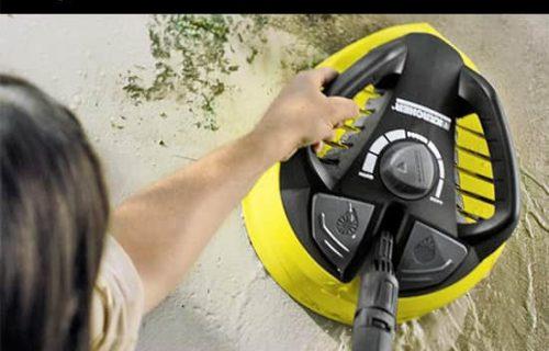 limpiar casa con hidrolavadora